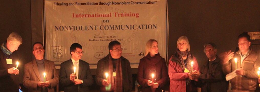 International Training on Nonviolent Communication, Kavre